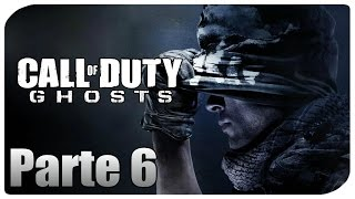 Call of Duty: Ghosts Gameplay Español Parte 6 - Pc 1080p 60fps - No Comentado