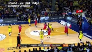 2017 Euroleague Champions Fenerbahçe Video Playbook - Željko Obradović