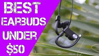 SmartOmi SOLE Bluetooth Earbuds Review - Best Earbuds Under $50!?
