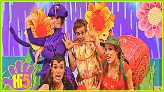 Little Bugs in the Backyard and more Hi-5 Sharing Stories Season 11