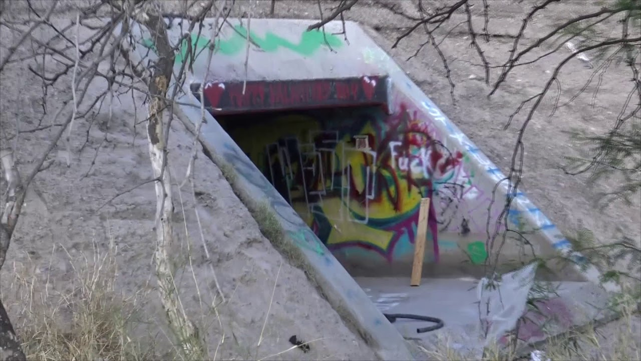 Tunnels in Tucson AZ