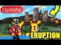 [FULL GUIDE] Mad City VOLCANO ERUPTING! 🌋 TEAR GAS, RIOT SHIELDS, UZIs | Roblox Mad City New Update