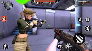 Cover Strike - 3D Team Shooter - Game Android Gameplay Part 1 - ZomTap screenshot 4