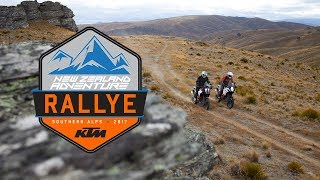 "KTM New Zealand Adventure Rallye ""Southern Alps"" 2017 