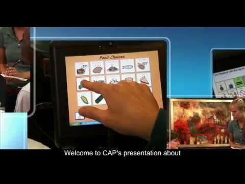 Accommodation Solution Highlight: Augmentative and Alternative Communication Devices
