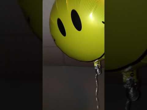 Andrew's Balloon From Dollar Tree