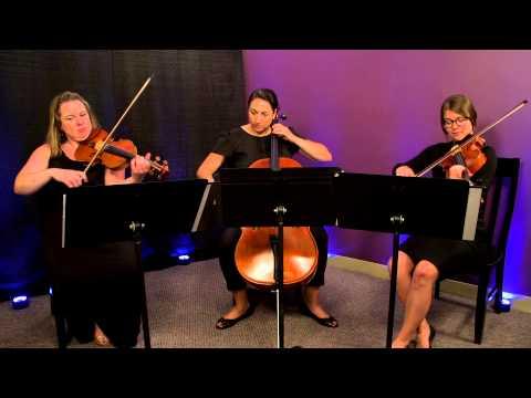 Under The Sea (Little Mermaid) For String Trio (Violin, Viola, Cello)