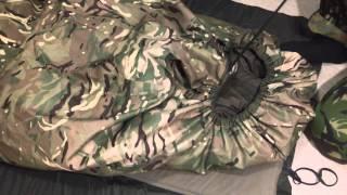 British army sleeping bag cover (Bivy bag) [ENG]