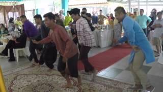 Zapin Gambus Jodoh  @ FaizAimiWed | Azpirasi Dance Group