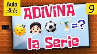 ¿Puedes adivinar todas las Series? | Emoji Challenge 9 😁