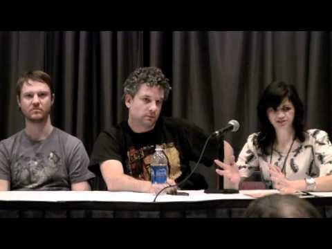 Stumptown Comics Fest '11 Horror Comics Panel