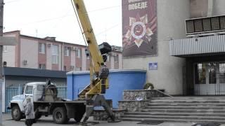 Изготовление и монтаж баннеров в Воронеже(, 2015-04-20T15:34:13.000Z)