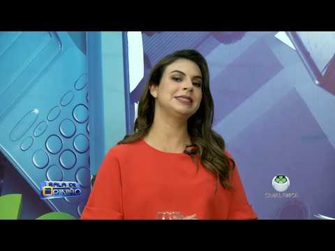SALA DE OPINIÃO com JOÃO RICARDO - DEPUTADA MARIANA CARVALHO