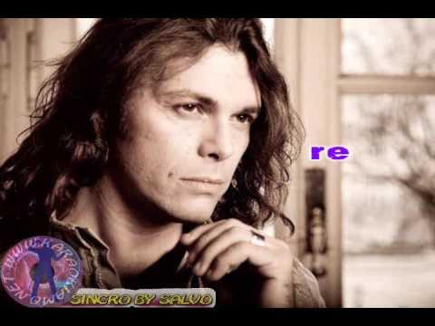 Gianluca Grignani -  Natura umana (karaoke - fair use)