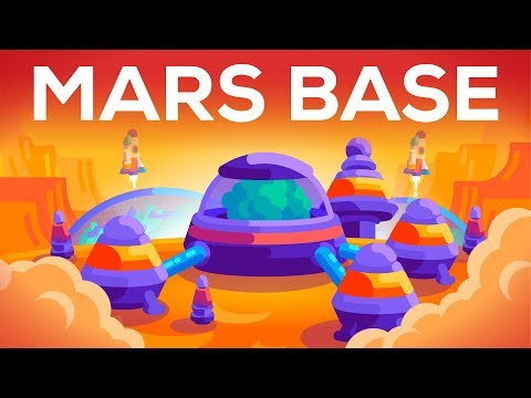 Building a Marsbase is a Horrible Idea: Lets do it!