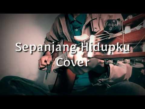 Pilot Sepanjang Hidupku Cover Gitar Klasik | Lirik Karaoke