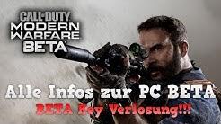Alle Infos zur PC Beta von Modern Warfare | Beta Key Verlosung