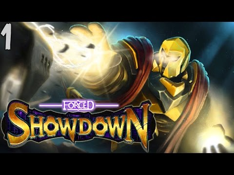 Forced Showdown ► КАРТЫ, АЙЗЕК, ДВА СКИЛА ◄ Flamebreak + Hearthstone
