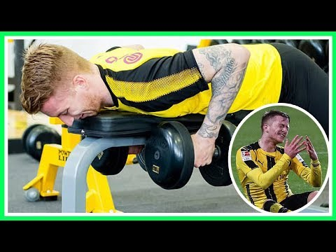 Marco Reus says he would give away all wealth to be able to play for Borussia Dortmund again