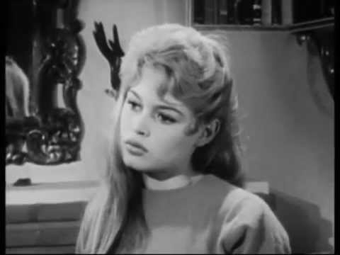 Brigitte Bardot - Interview (56-60)