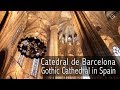 Catedral de Barcelona | Gothic Cathedral in Spain