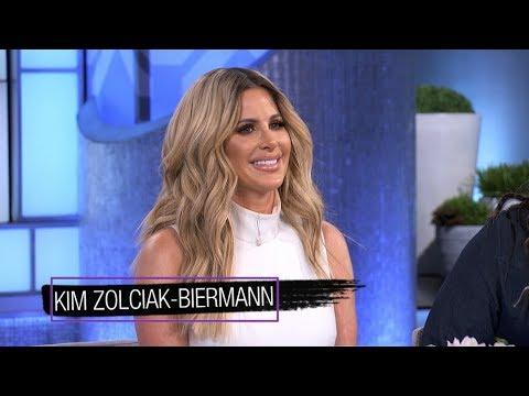 Monday on 'The Real': Keyshia Ka'oir, Kim Zolciak & Kroy Biermann