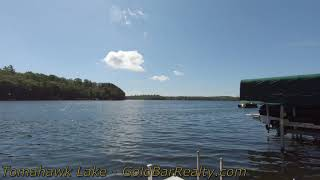 Tomahawk Lake Video 1