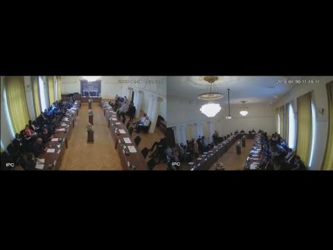 Վանաձոր համայնքի ավագանու նիստ - 30․04․2018