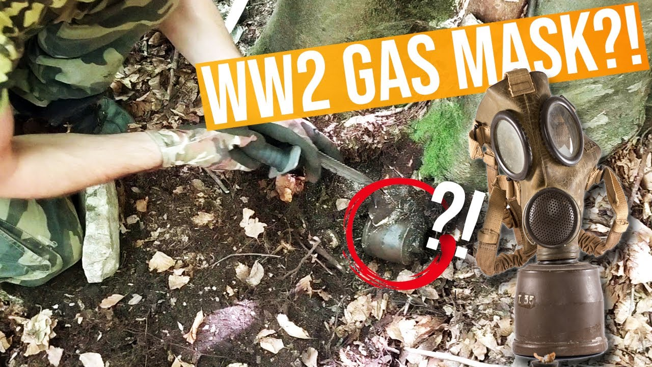 WW2 Metal Detector in alta quota: un bellissimo target difficilissimo da scavare!
