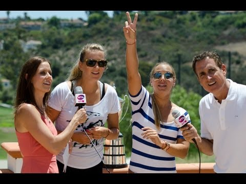 WTA Live All Access Hour presented by Xerox | 2013 Southern California Open