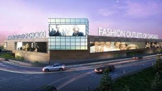 """//TOUR//""""NEW"""" Chicago Fashion Outlet Mall"""