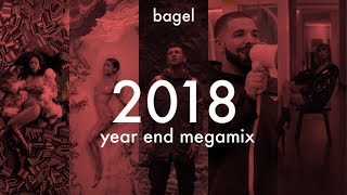 MMXVII / 2018 YEAR END MEGAMIX - Ariana, Drake, TOP, Travis, SZA, Kendrick, Taylor, and more!