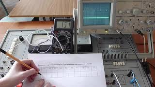 лабораторная работа 4 Исследование аналого-цифрового преобразования