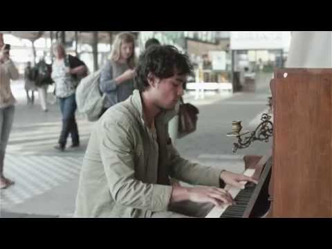 Nuvole Bianche (Ludovico Einaudi) Cover By Niels Blankestijn