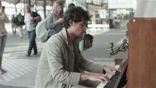 Repeat youtube video Nuvole Bianche (Ludovico Einaudi) cover by Niels Blankestijn