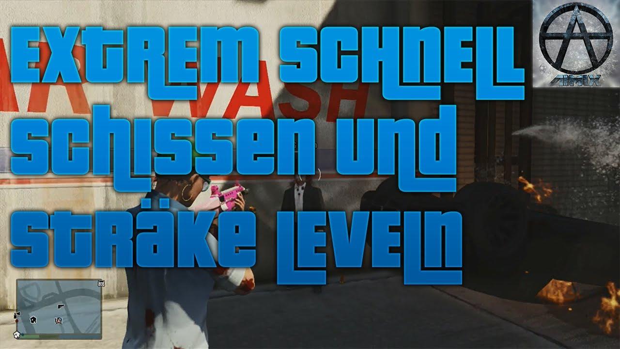 Gta 5 Online Schießen Und Stärke Extrem Schnell Leveln Patch 113
