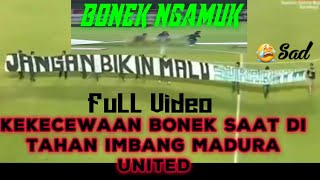 Download Video Full Video Ekspresi Kekecewaan Bonek Saat Persebaya Di Tahan Imbang Madura United MP3 3GP MP4