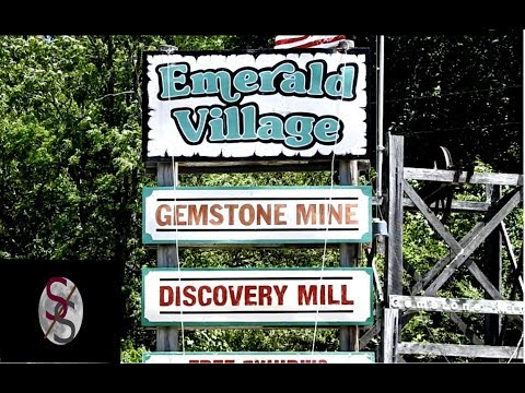 We Visit Emerald Village And Crabtree Mine In North Carolina!