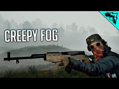 CREEPY FOG - PUBG Highlights and Funny Moments on Patch (PlayerUnknown's Battlegrounds Gameplay)