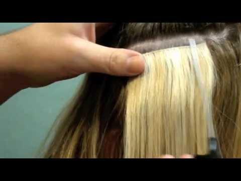 Skin weft hair extensions james craig haircolor design youtube skin weft hair extensions james craig haircolor design pmusecretfo Choice Image