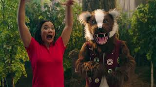 State Farm Commercial - the Badge Badger (1:30) on [Adult Swim]