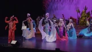 Video Daughter's of Triton from THE LITTLE MERMAID download MP3, 3GP, MP4, WEBM, AVI, FLV Desember 2017