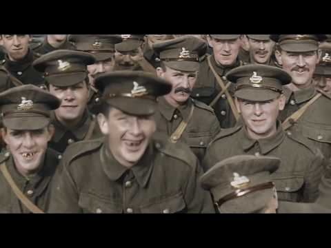 They Shall Not Grow Old - End Of The War