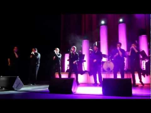 The 12 Tenors - You can leave your hat on - Bremen 05.03
