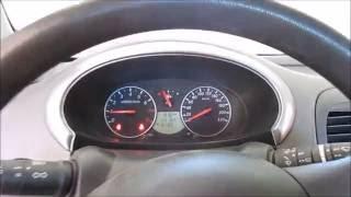 Nissan Micra 1.4, 2006, Иногда теряет мощность и глохнет