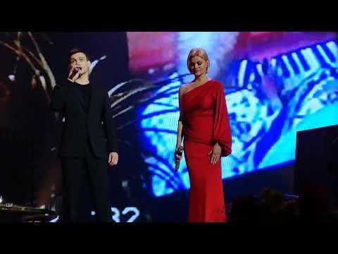Саша Круг и Ирина Круг. Концерт в Зеленограде 5 января 2020. Песня Вот и все это было вчера