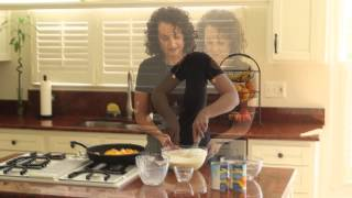 How To Make Two Two Easy Peach Cobbler