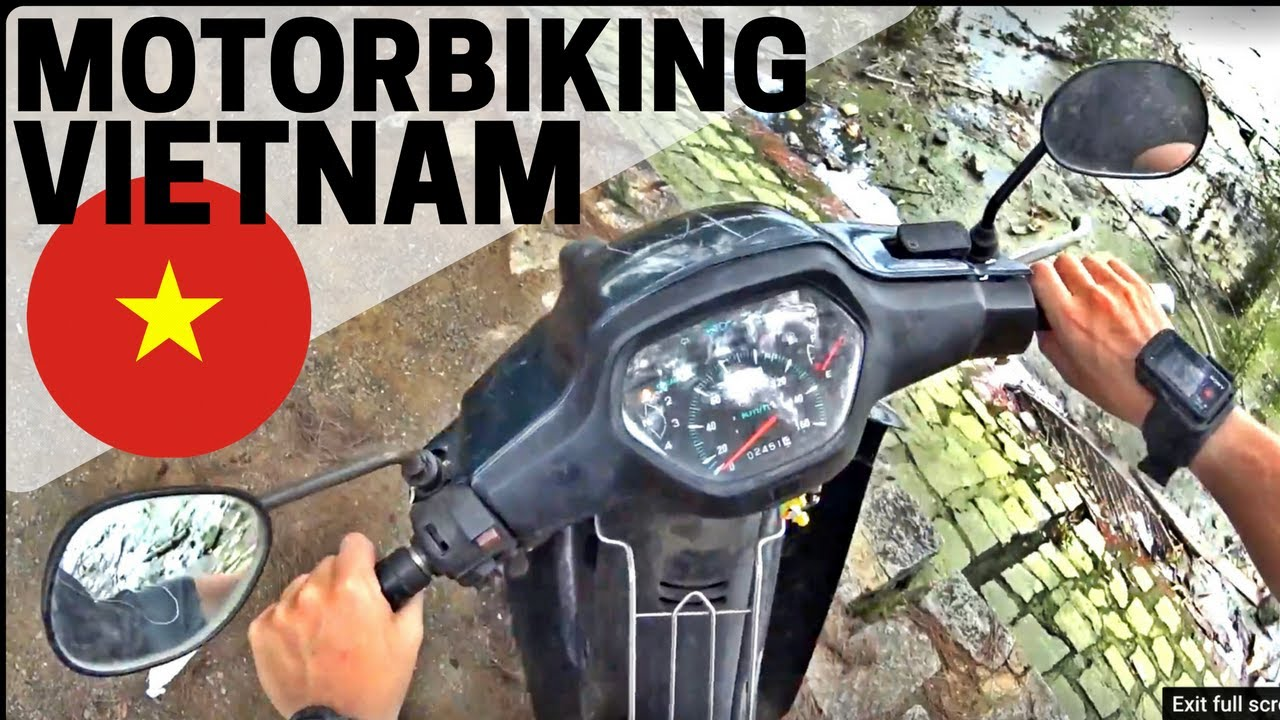My Incredible VIETNAM MOTORBIKE Adventure