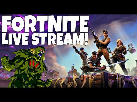 FORTNITE - #1 Live Stream Legendary Hero! - YouTube