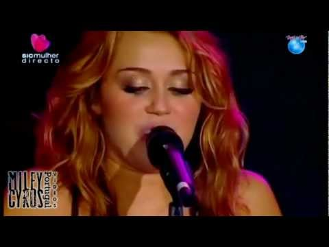 My Heart Beats For Love - Miley Cyrus - Live at Rock in Rio Lisboa